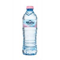 Рилана Изворна Вода кръгла бутилка от 0.500л. – 12 бр. в стек
