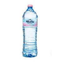 Рилана Изворна Вода кръгла бутилка от 1.500л. – 6 бр. в стек