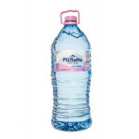 Рилана Изворна Вода кръгла бутилка от 7л.